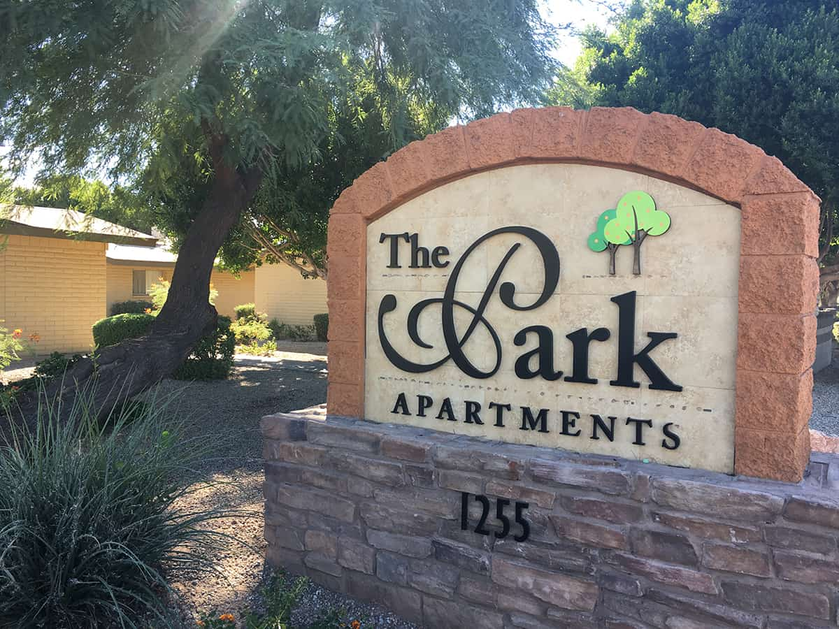 1255 East University, Mesa, arizona, 85203, ,Apartment,Multi-Family,PARK APTS,East University ,2,1020